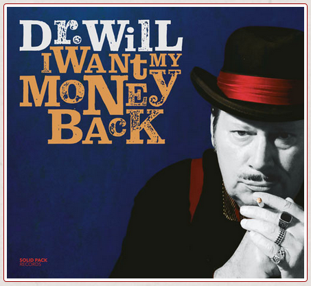 Dr. Will Cover I want my money back